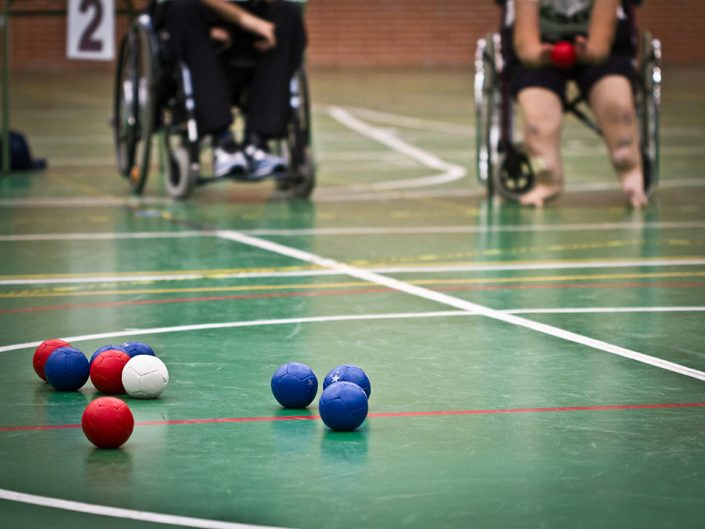 boccia world open 2017 - Schedules