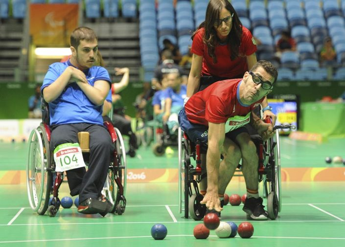 boccia world open 2017 - Directo Spain